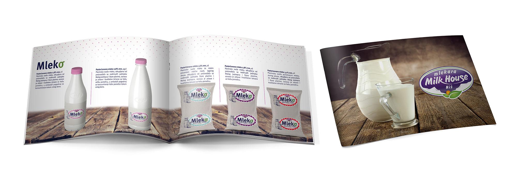 milk house proizvodi