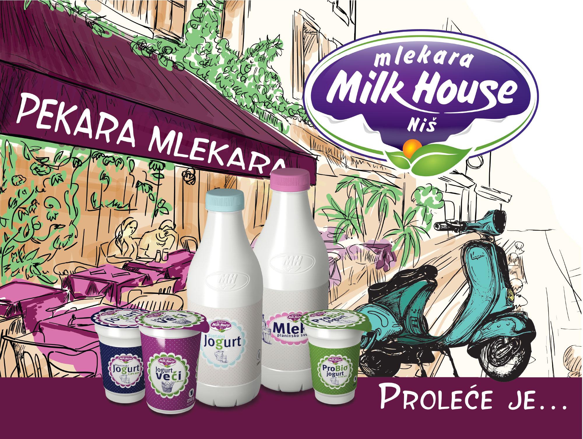pekara mlekara