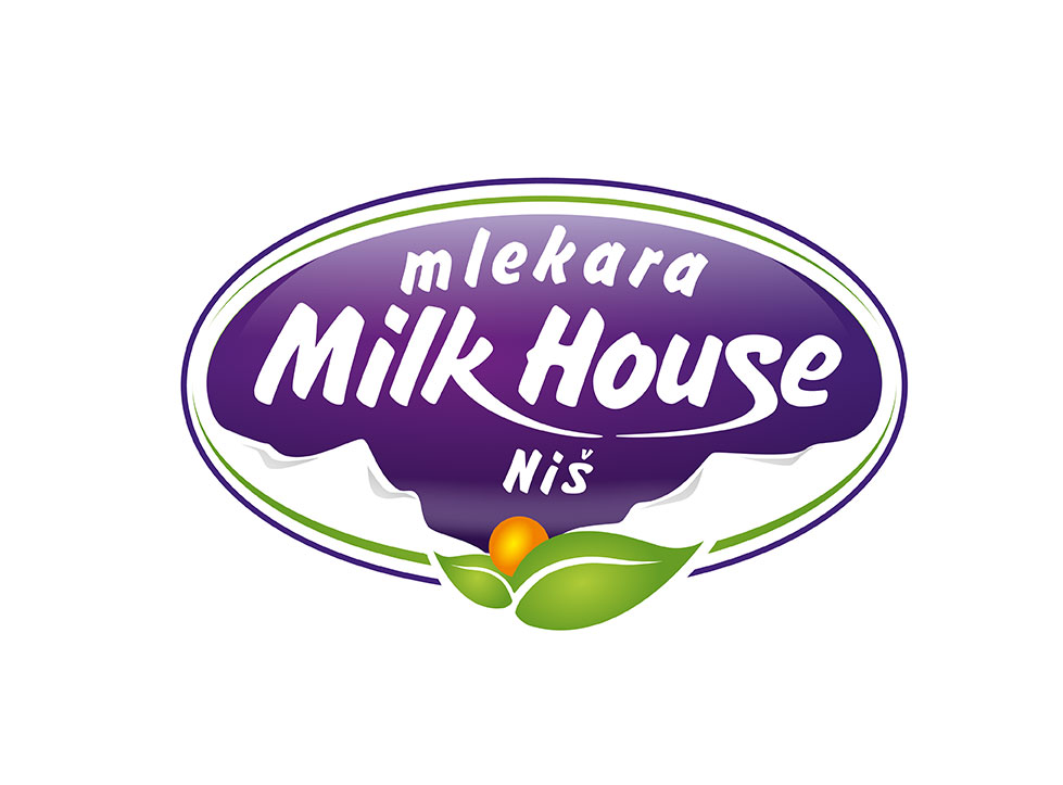 milk house logo