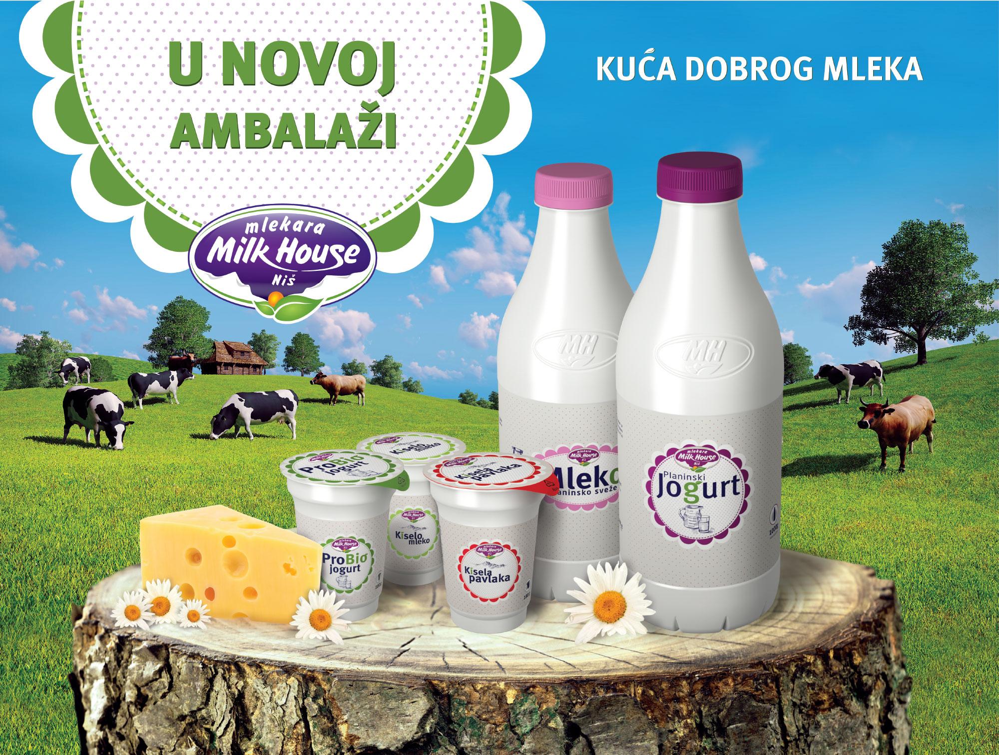 kuca dobrog mleka