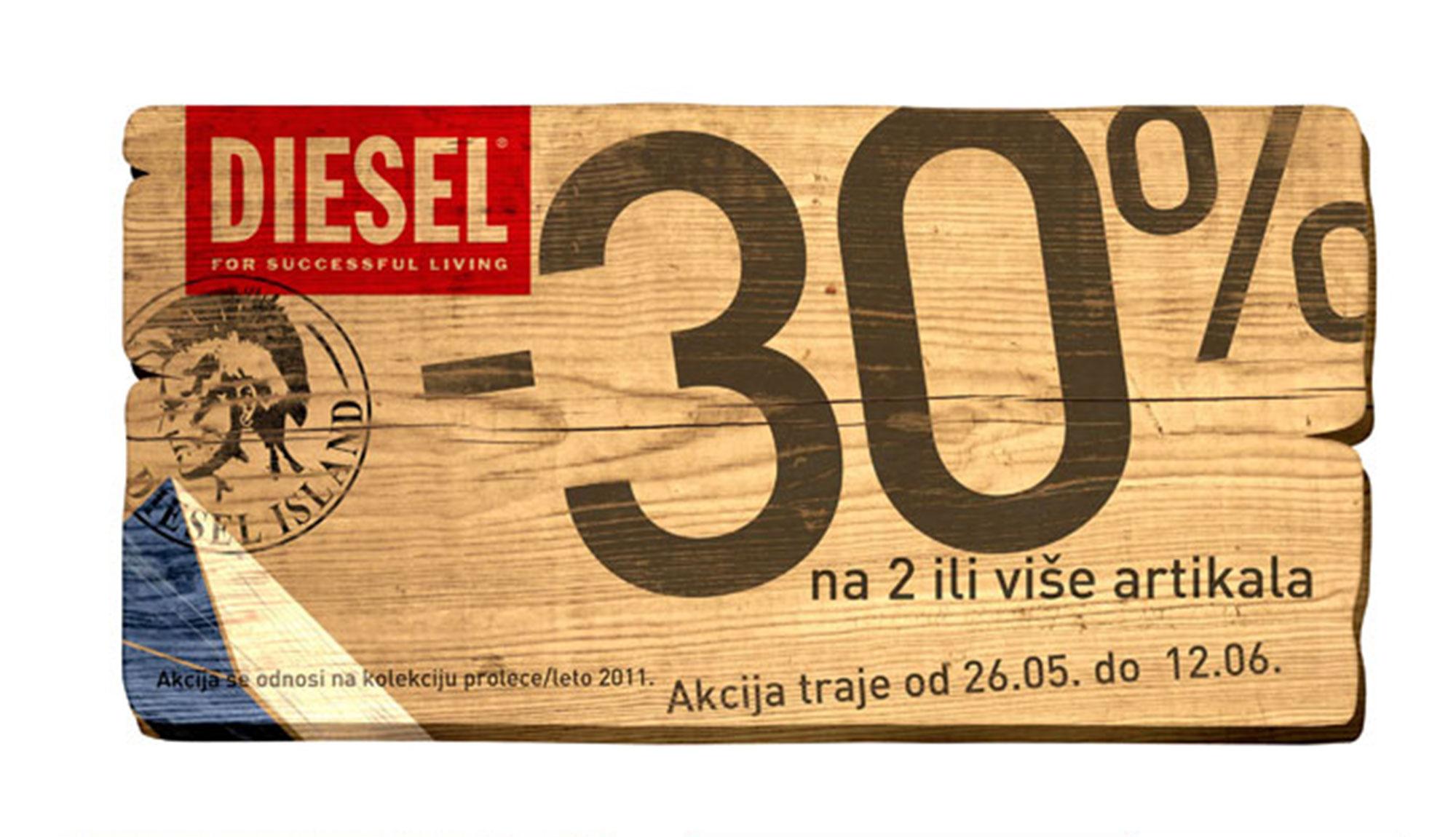 diesel sale