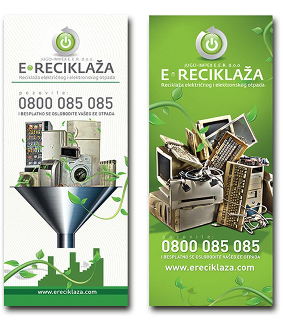 e-reciklaza posteri