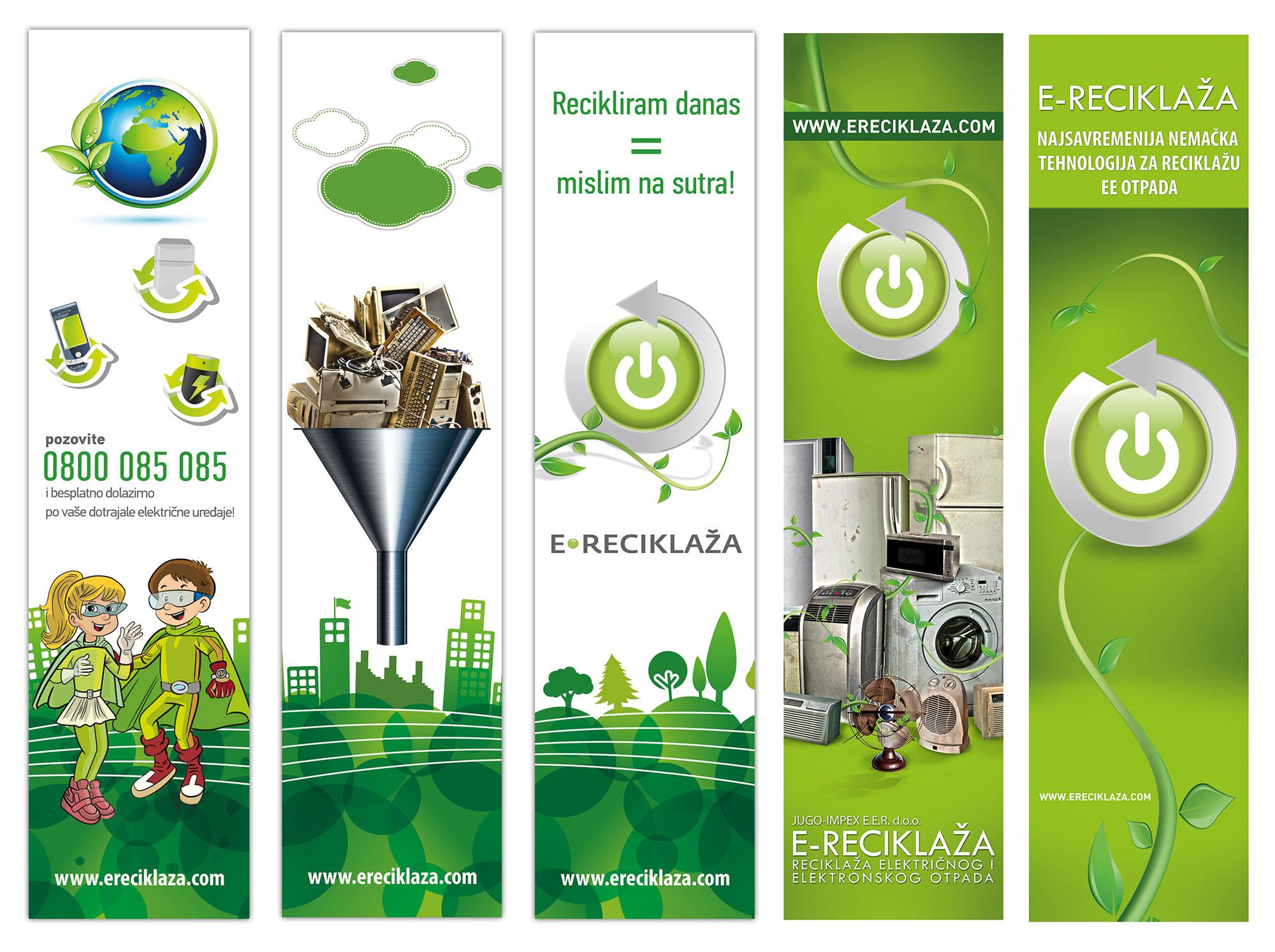 e-reciklaza rollup