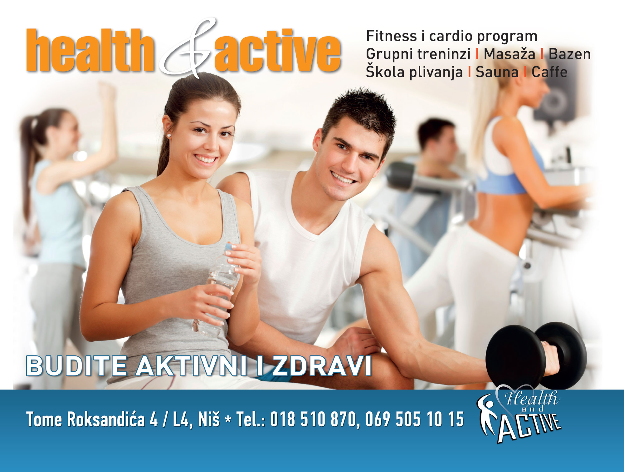 health & active poster 1