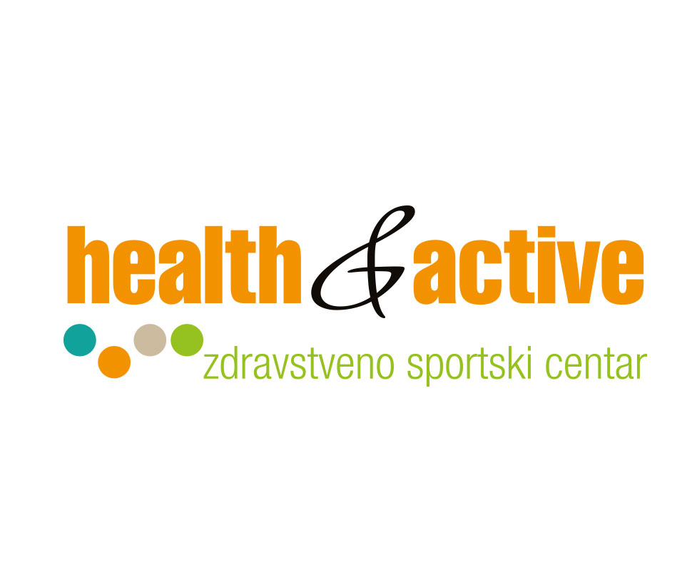 health & active logo
