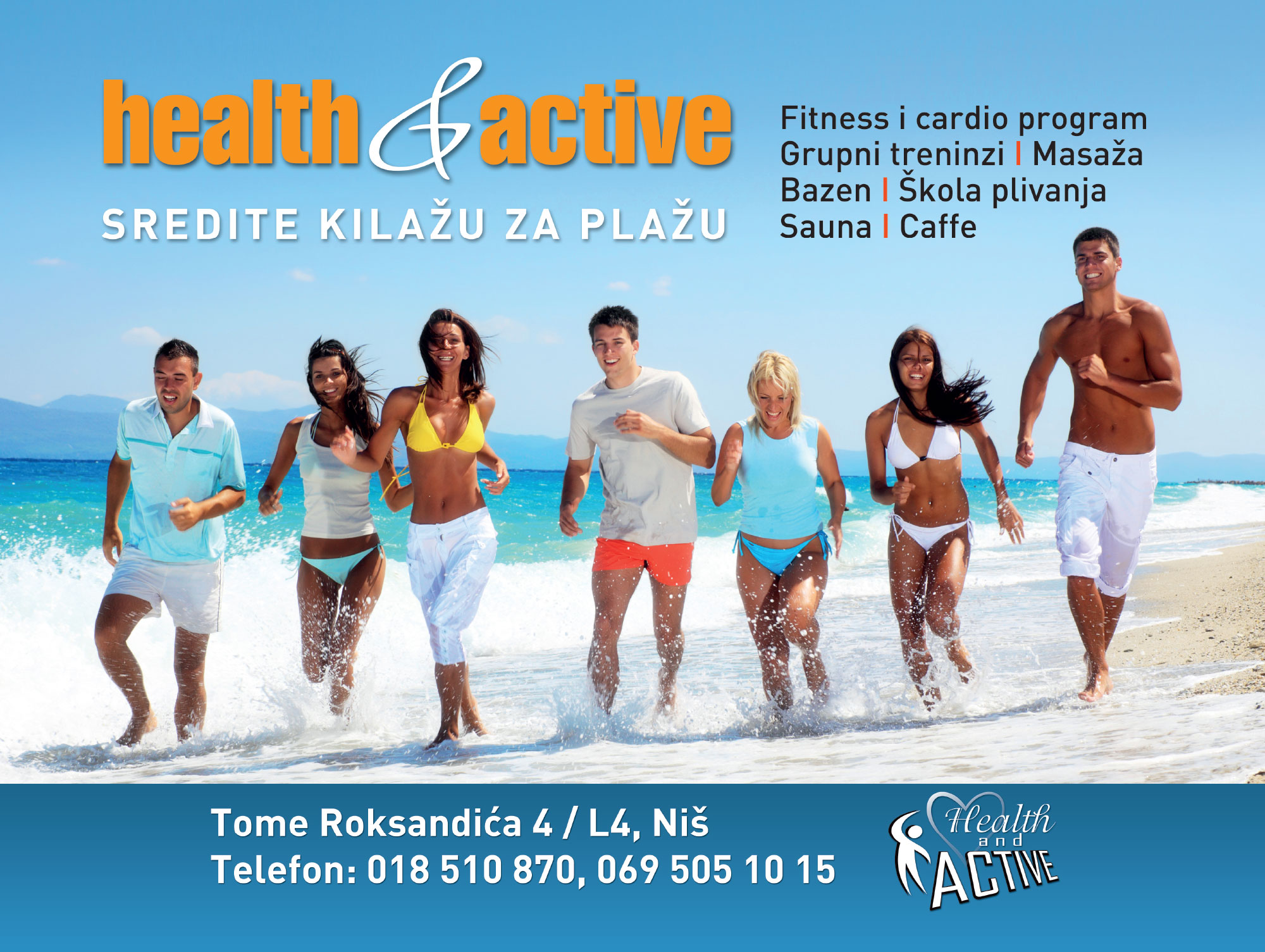 health & active poster 2