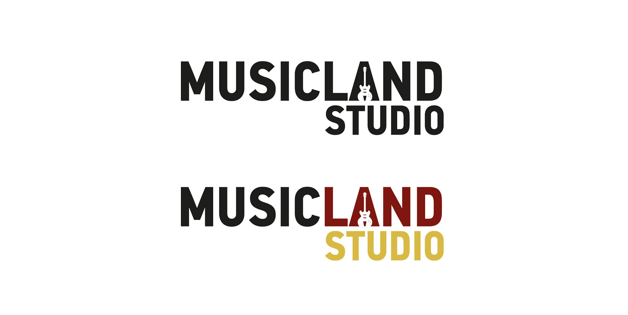 music land logo