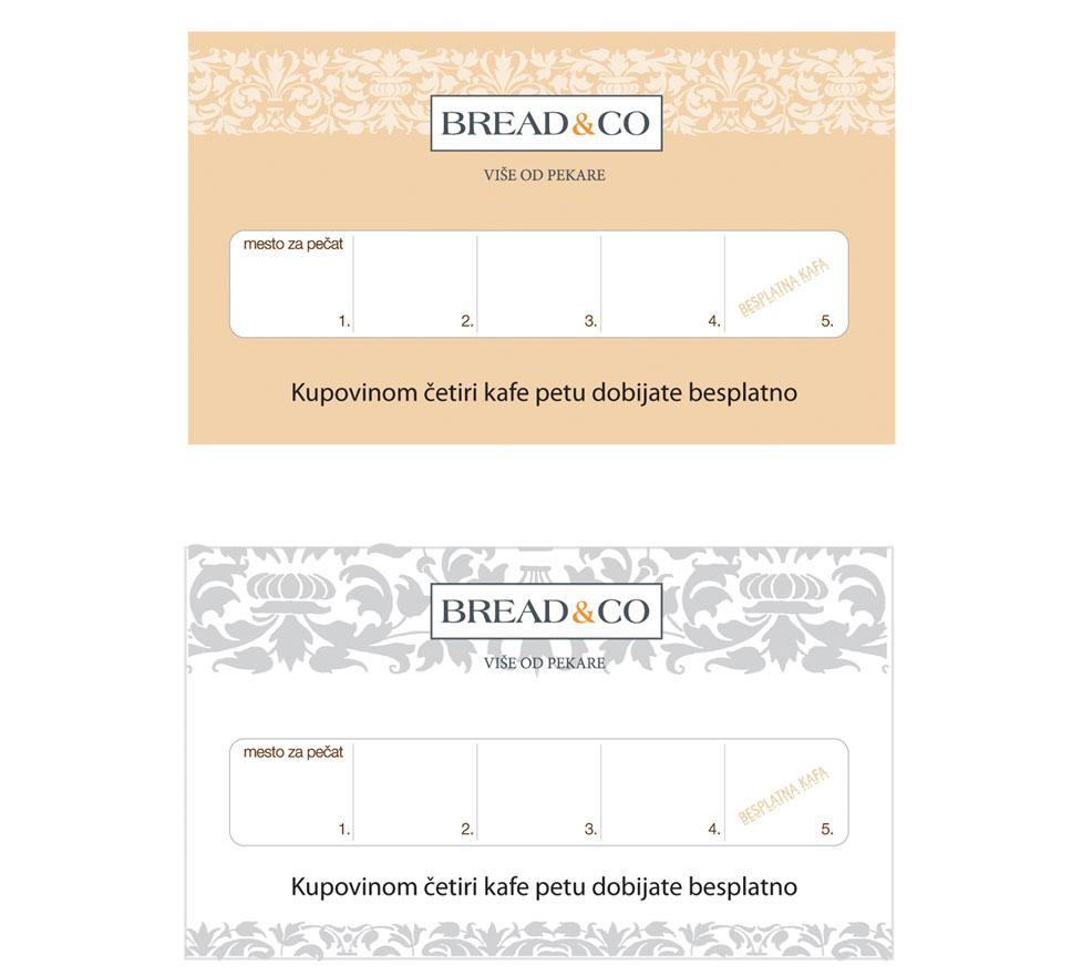 bread&co promo materijal