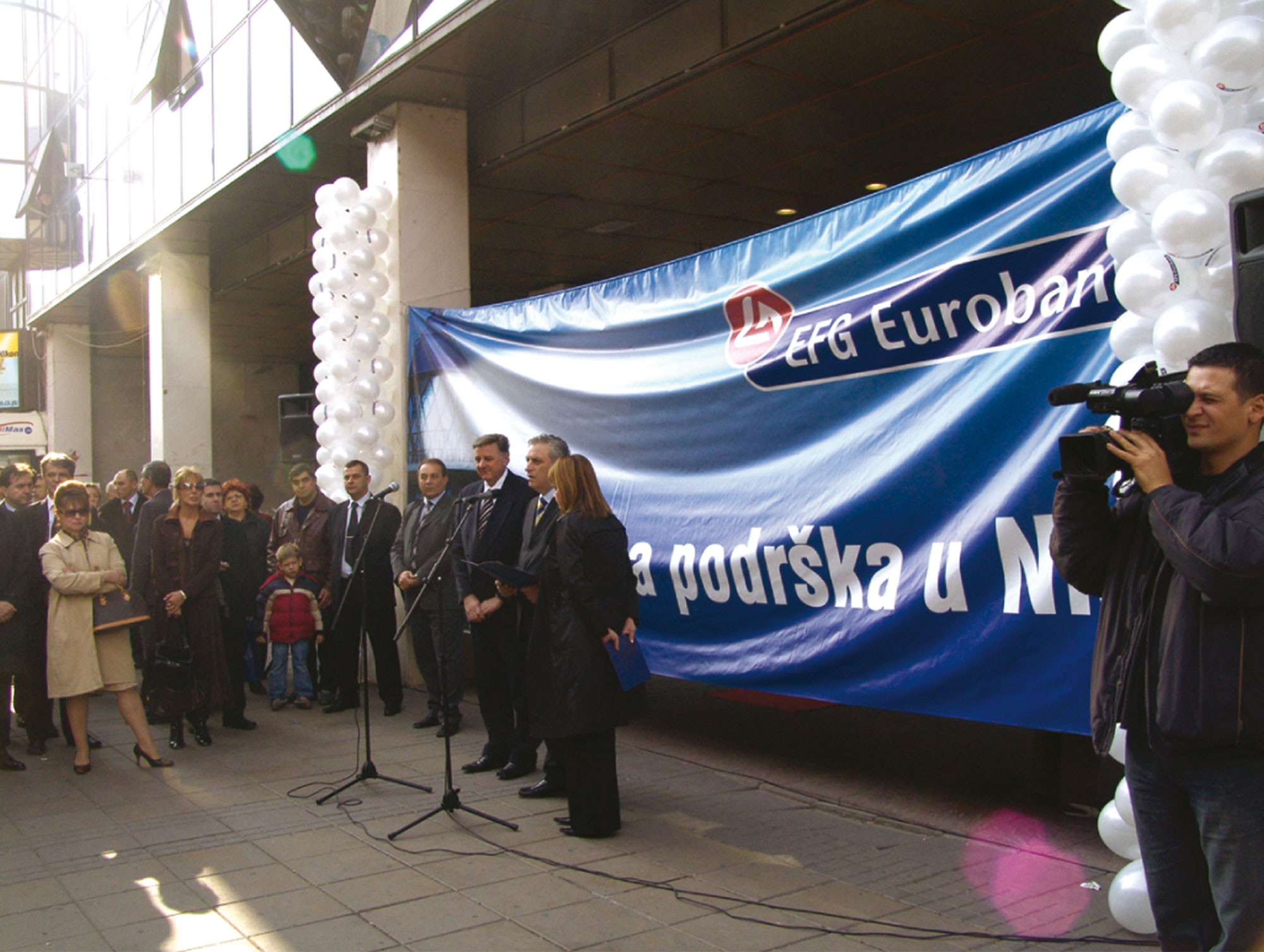 EFG Eurobank otvaranje 1