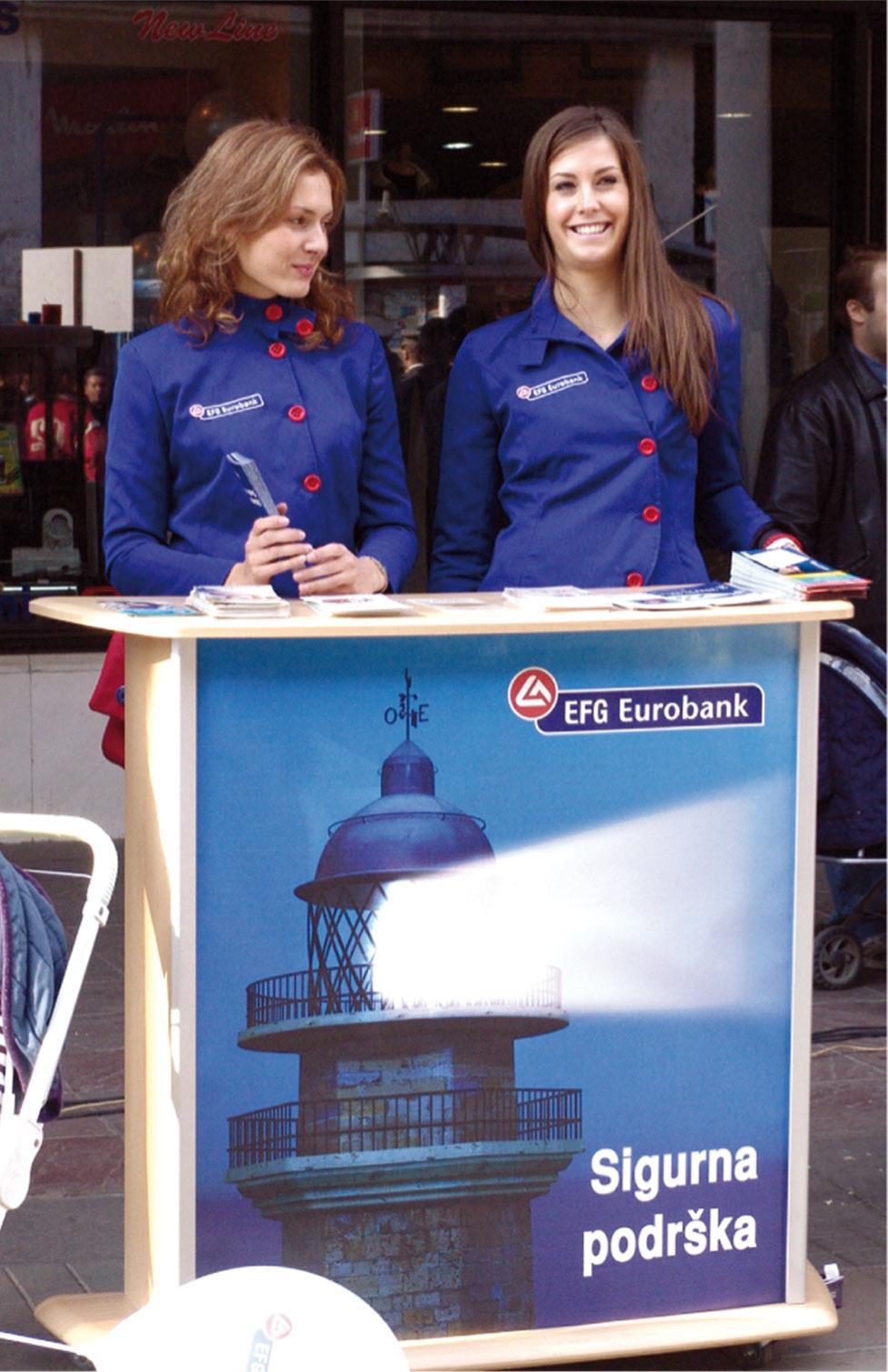 EFG Eurobank otvaranje 5