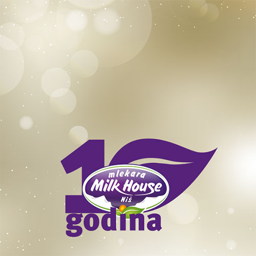 Milk House 10 godina