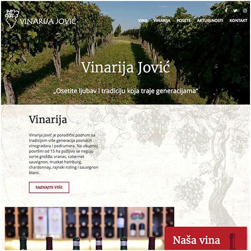 Vinarija Jović