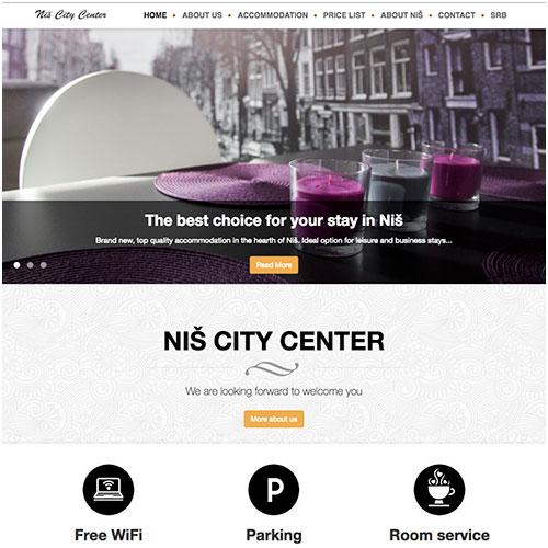 Niš City Center