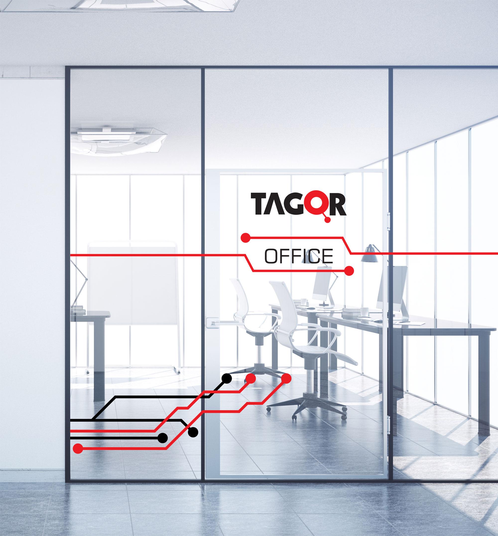 tagor branding