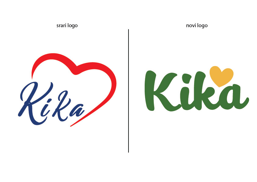 kika logo redesign