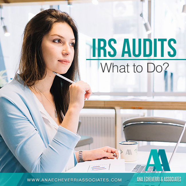 IRS audits – Whats to do?