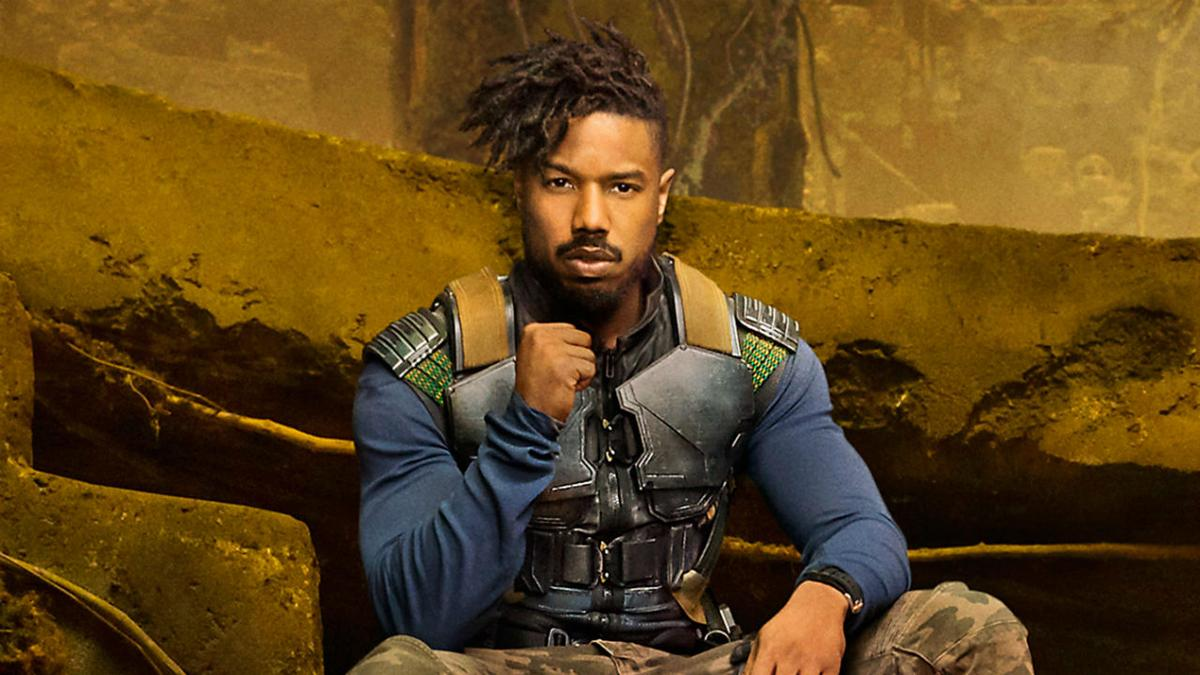 Black Panther and Fantastic Four's Michael B. Jordan to Exec Produce, Appear in Netflix Superhero Series