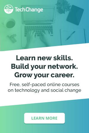 Free online courses at TechChange