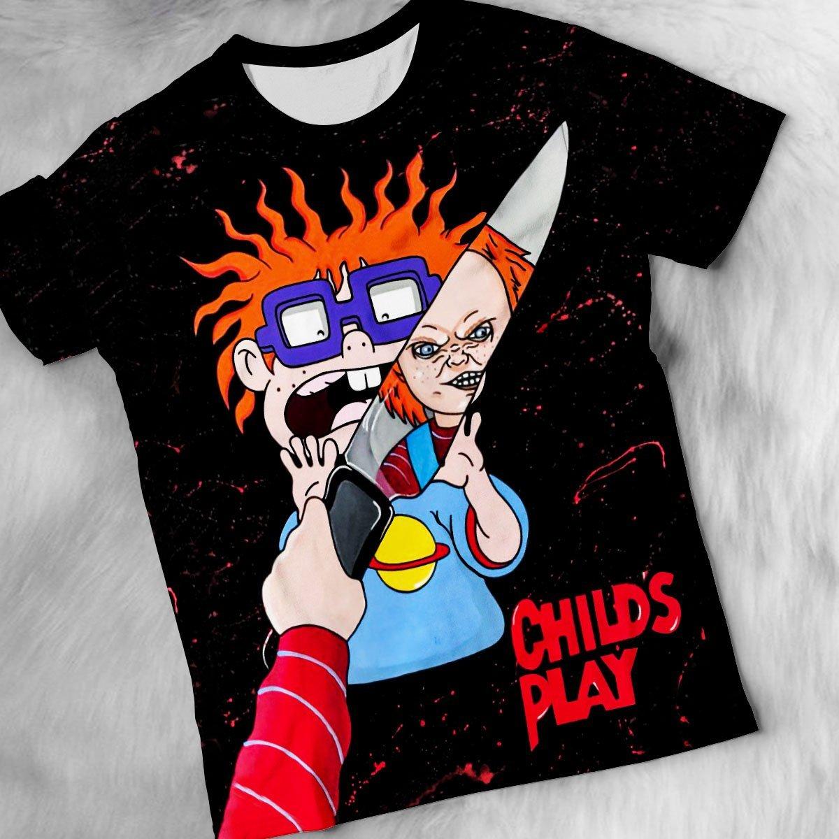 Chucky - All Over Print