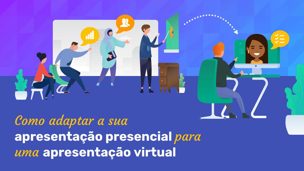 apresentação virtual