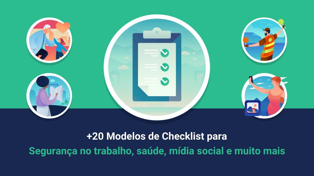 modelos de checklist
