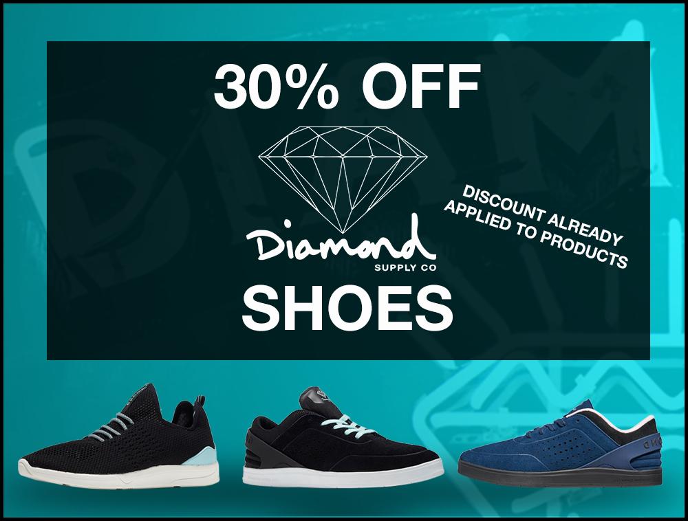 Diamond Shoes Promo