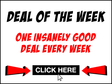 Deal of the week Promo