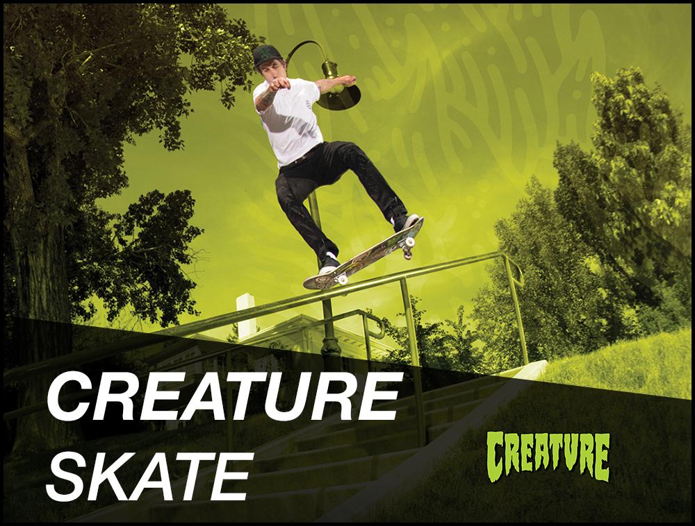 Creature Promo