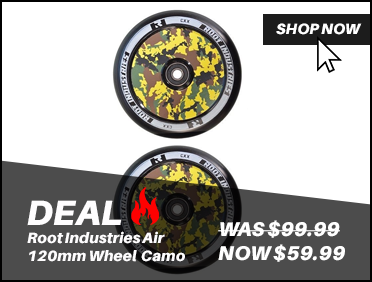 root camo Deal promo