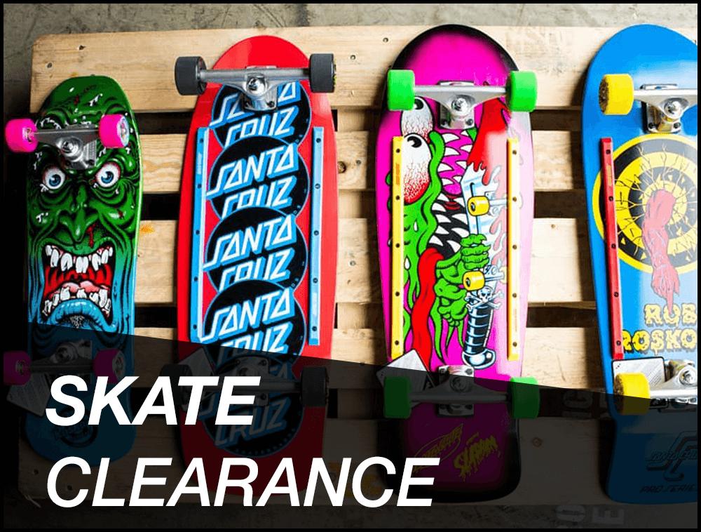 Shop Skate Clearance