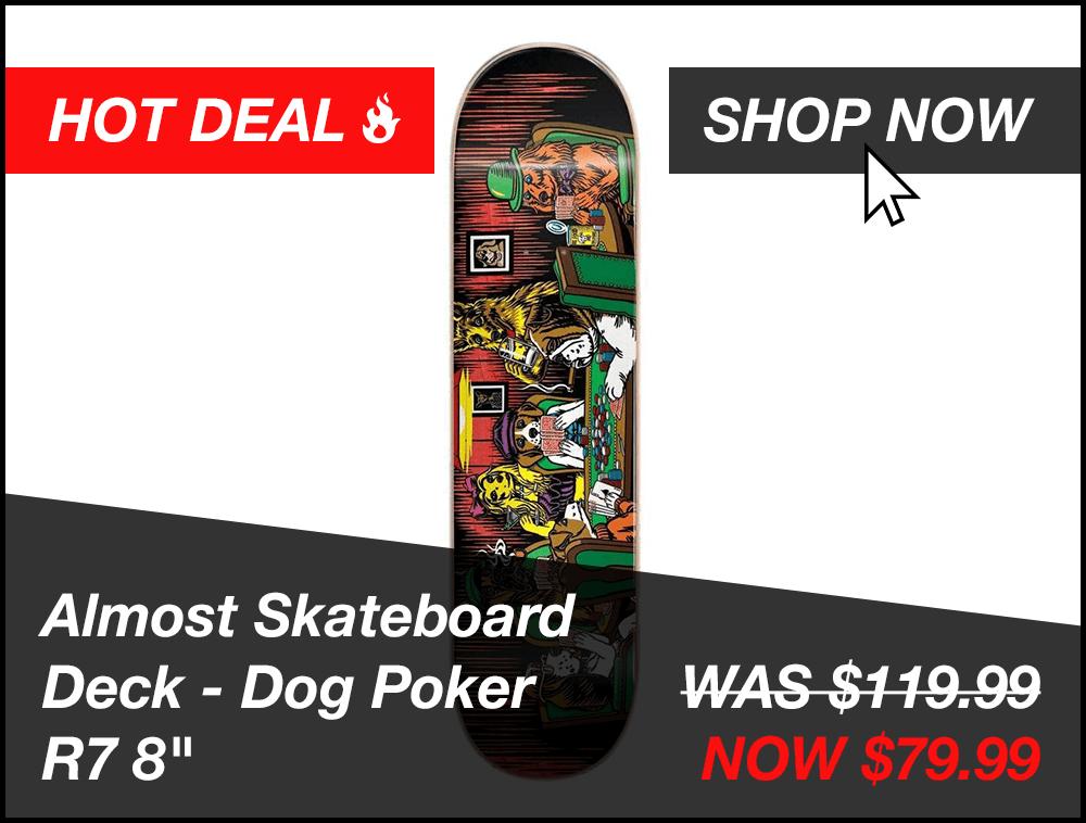 Almost Dog Poker Promo