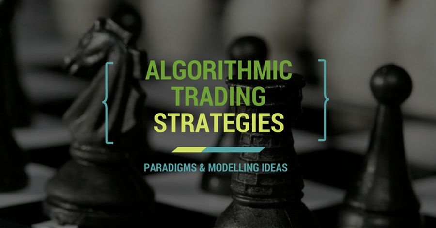 استراتژی معاملات الگوریتمی