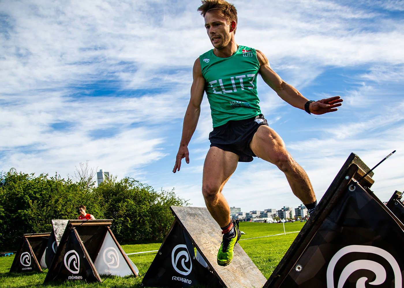 LEON KOFOED: OCR ATHLETE