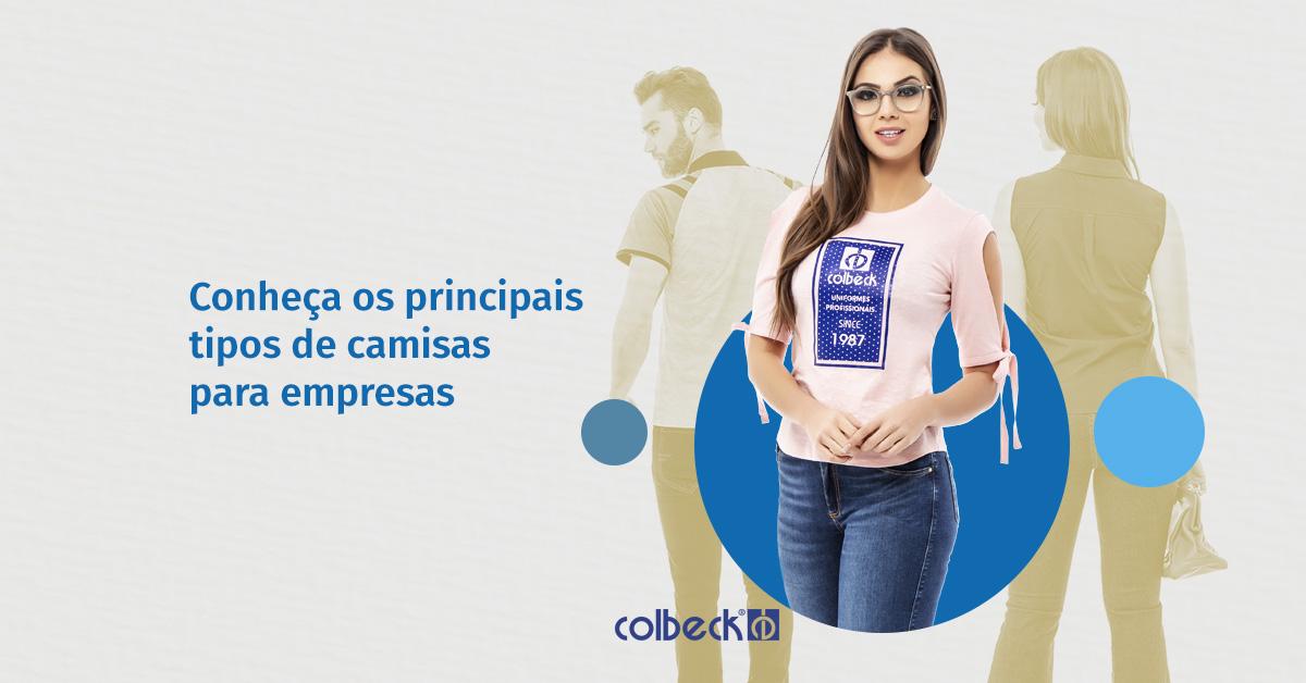 Conheça os principais tipos de camisas para empresas