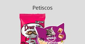 Petiscos para Gatos