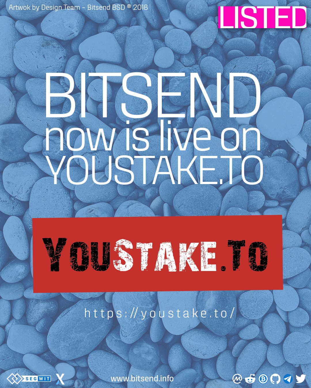YouStake.To