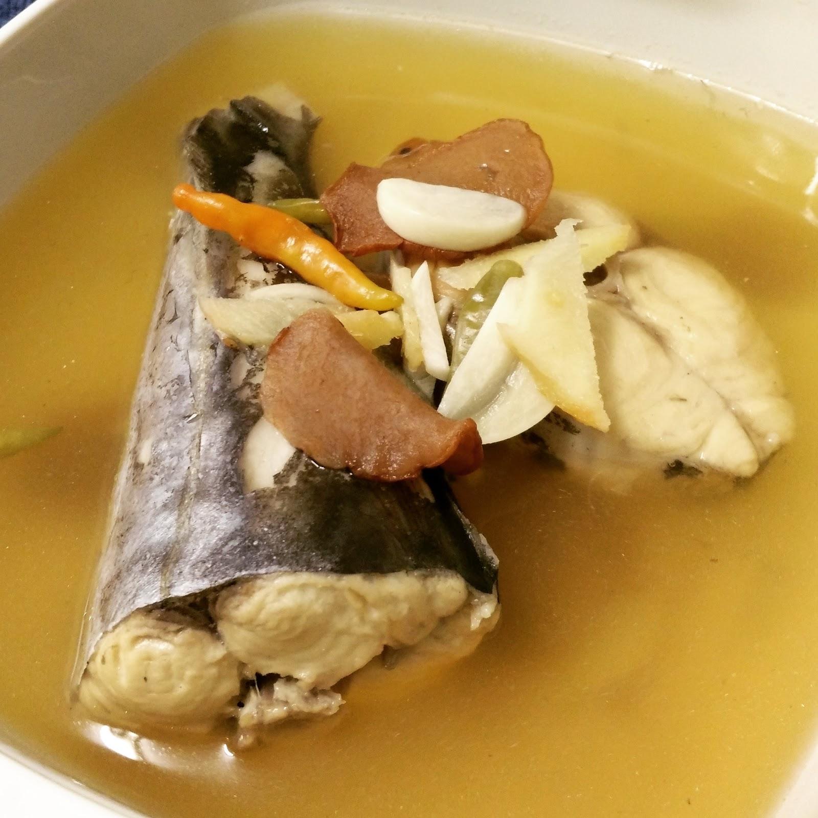 Lauk pantang ikan singgang