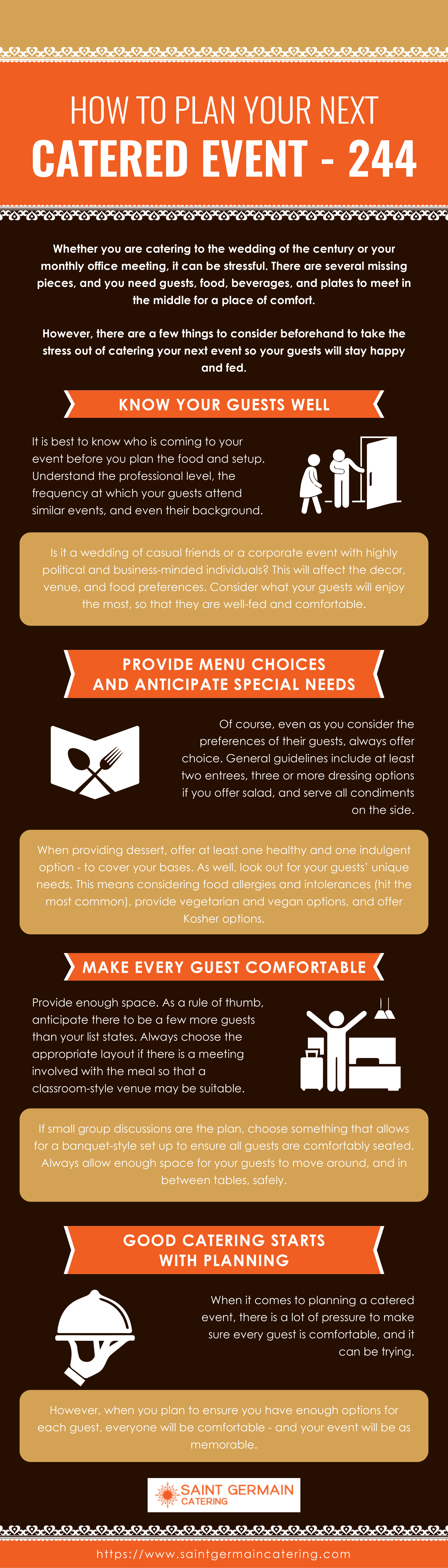 How To Plan Your Next Catered Event - 244