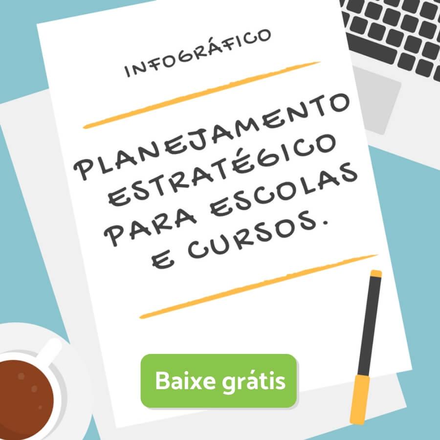 Planejamento estratégico para escolas e cursos