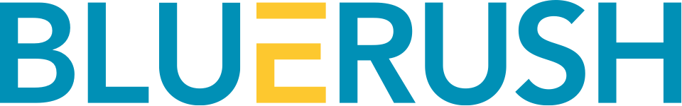 BlueRush Logo
