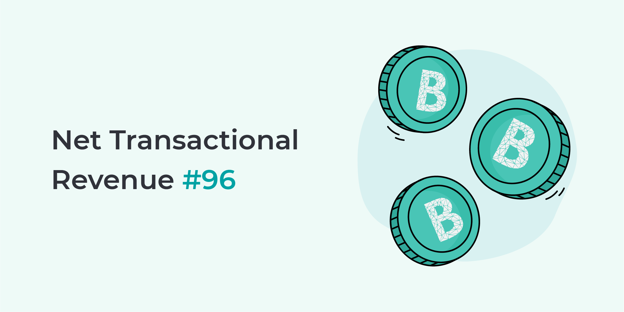 Bankera's Net Transactional Revenue No. 96