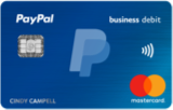 PayPal Business Debit Mastercard®