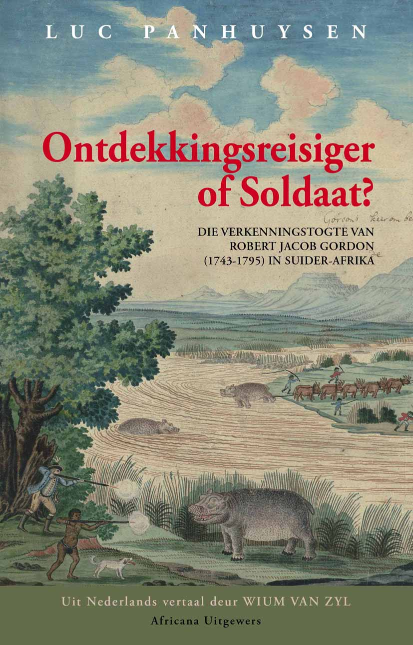 Book cover for Ontdekkingsreisiger of soldaat? by Luc Panhuysen published by Africana Publishers