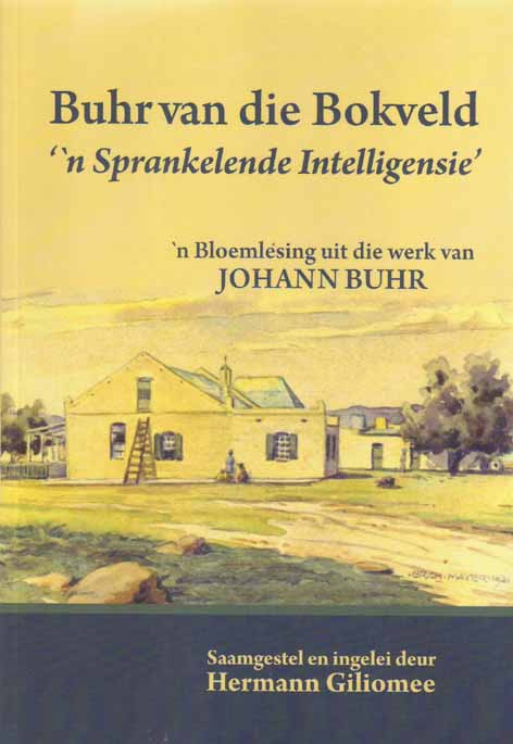Book cover for Buhr van die Bokveld by Herman Giliomee published by Africana Publishers