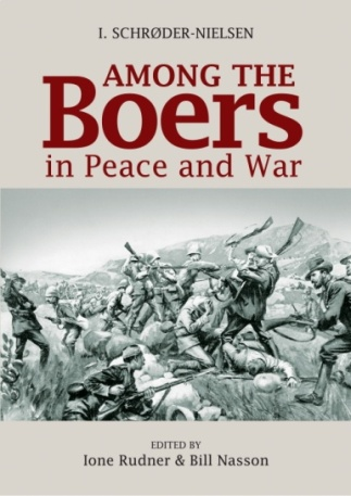 Book cover for Among the Boers in peace and war by Ingvar Schrøder-Nielsen published by Africana Publishers