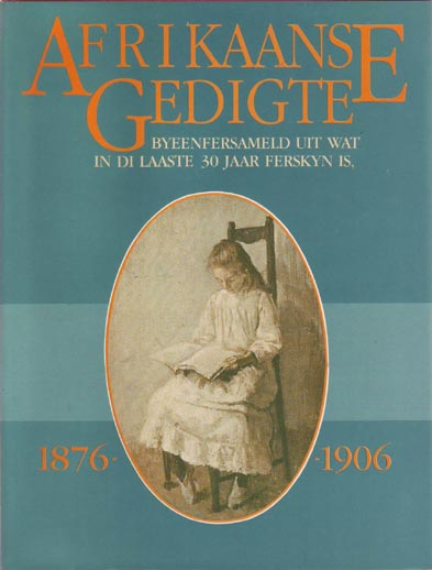 Book cover for Afrikaanse Gedigte by Verskeie published by Africana Publishers