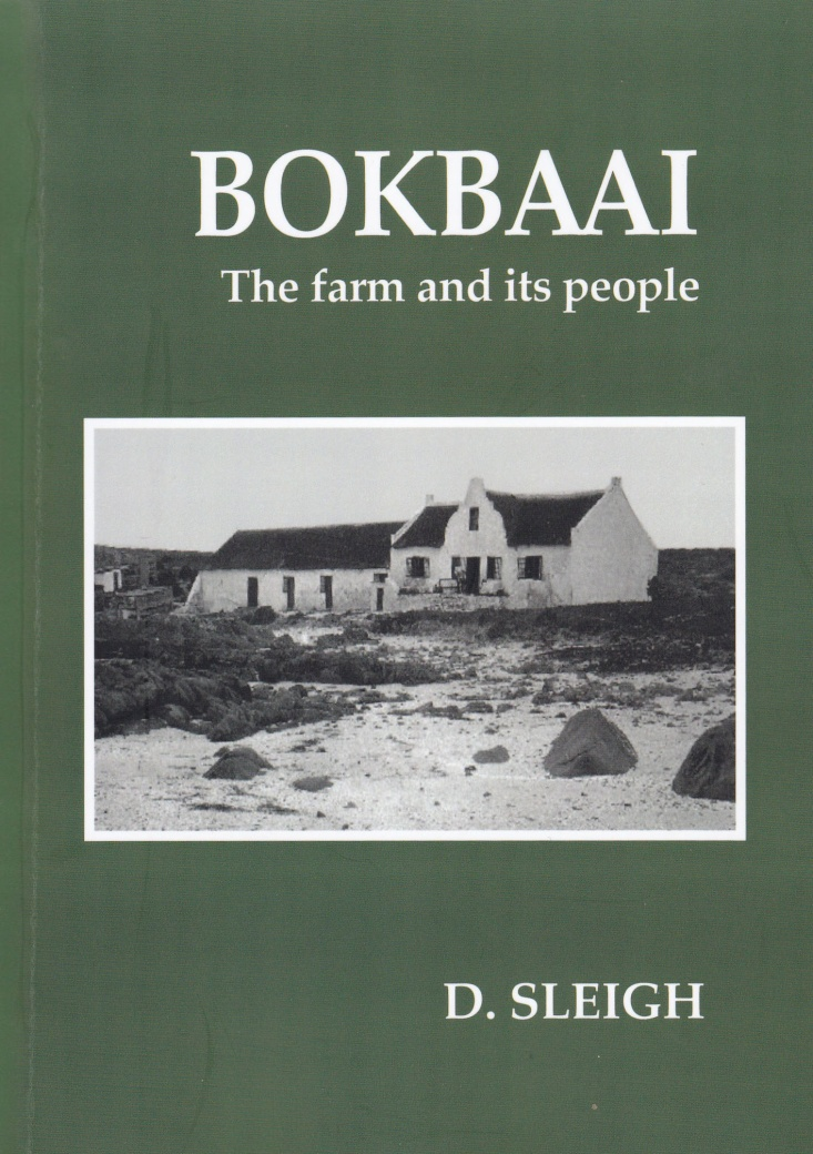 Book cover for Bokbaai by Dan Sleigh published by Africana Publishers