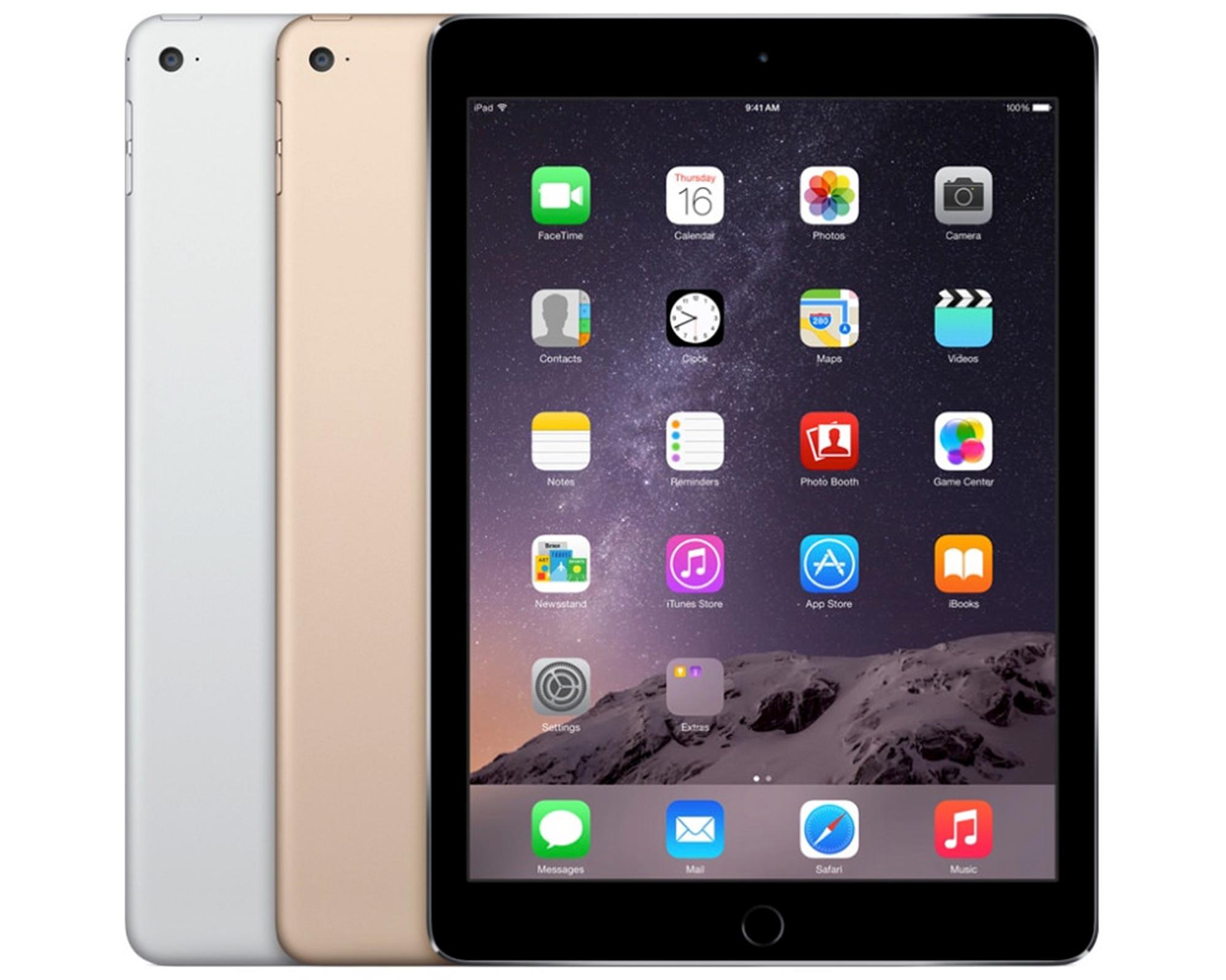 Apple iPad Air,mini,2,3,4 64GB 32GB 16GB Wi-Fi+4G Cellular (1 Year Warranty)