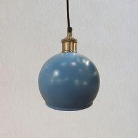 modrá svítidla