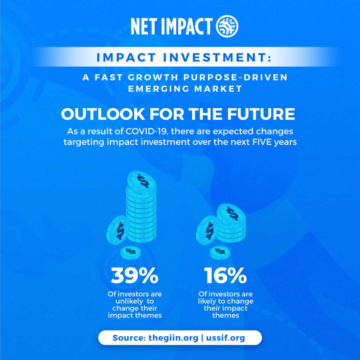 Impact investing: outlook for the future